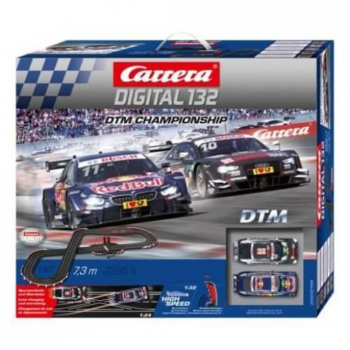 Carrera 30196 Circuit Dtm Digital Championship Voitures 132 mIYbfy6v7g