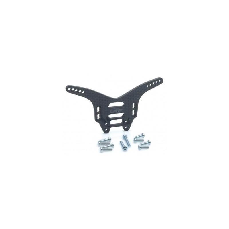 Support Amortisseur ARR Carbone Twister TX/SC LRP 124607