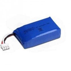 Batterie LIPO 7.4V 800mAh Devo F7 QRX350