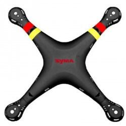 Fuselage complet Noir SYMA X8C / X8W - Compatible Spyrit Max T5167