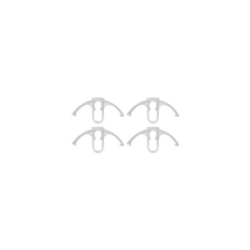 Caches support moteur Blanc SYMA X8C / X8W - Compatible Spyrit Max T5167