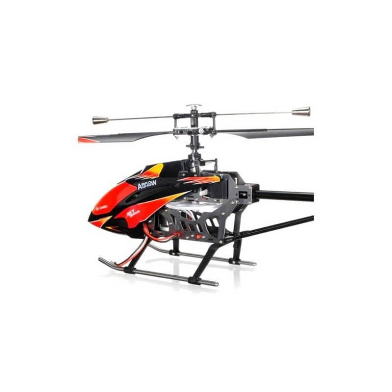 Hélicoptère Wltoys V913 BRUSHLESS Mode 1 et 2