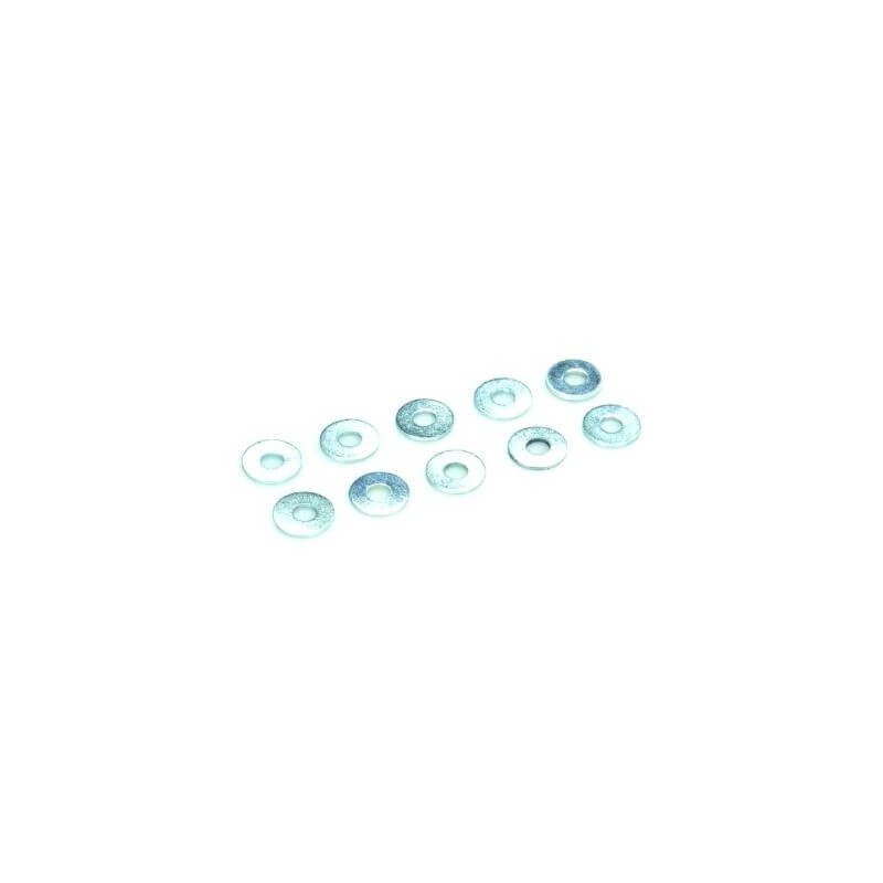 GF-0154-002 - Rondelles M2 Acier X 10 pièces