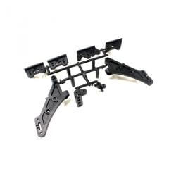 "Kyosho Support d'Aileron ""High Traction"" MP9 TKI4 IFW460B"