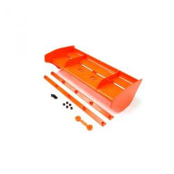 "Kyosho Aileron Nylon 1/8"" Orange MP9 TKI4 IF491KO"