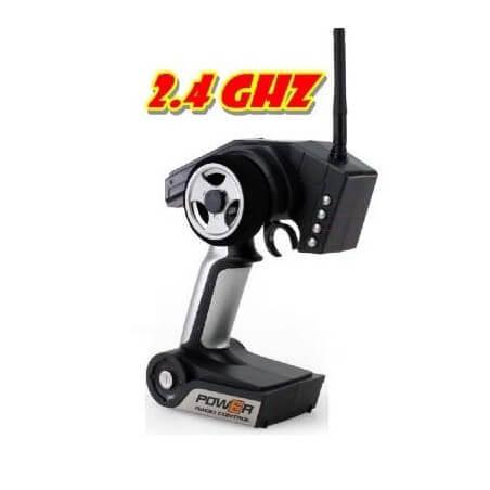 Radiocommande 2.4ghz pour Wltoys L969 - L959 - L202