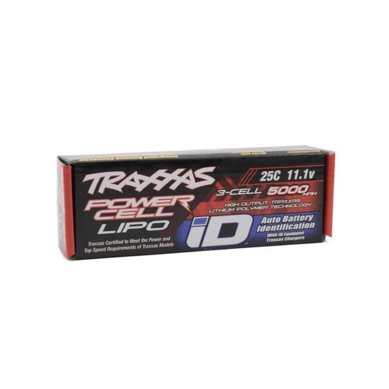 Accu Lipo ID Traxxas 11,1v 5000mah 25c - Traxxas TRX 2872X