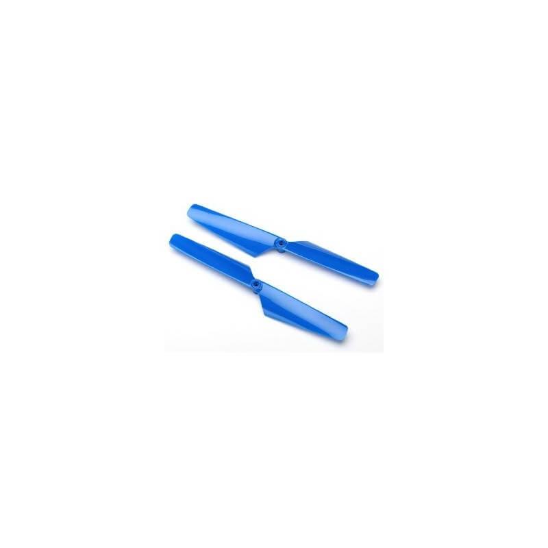 2 hélices Bleue Alias LaTrax 6629