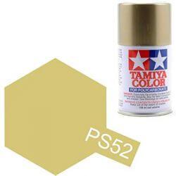 Tamiya peinture PS52  alu champagne anodise 86052