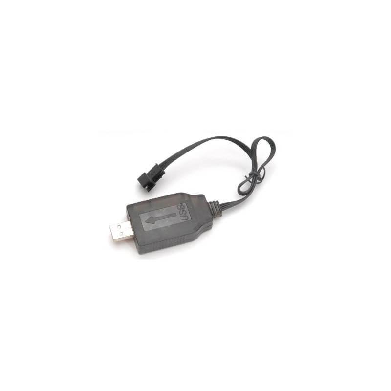 Chargeur USB UFO LARK FPV U842-1 / T2M Spyrit T5176 / T5177