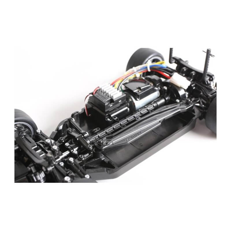 Kit TT-02 Tamiya 58571 - PORSCHE 911 CARRERA