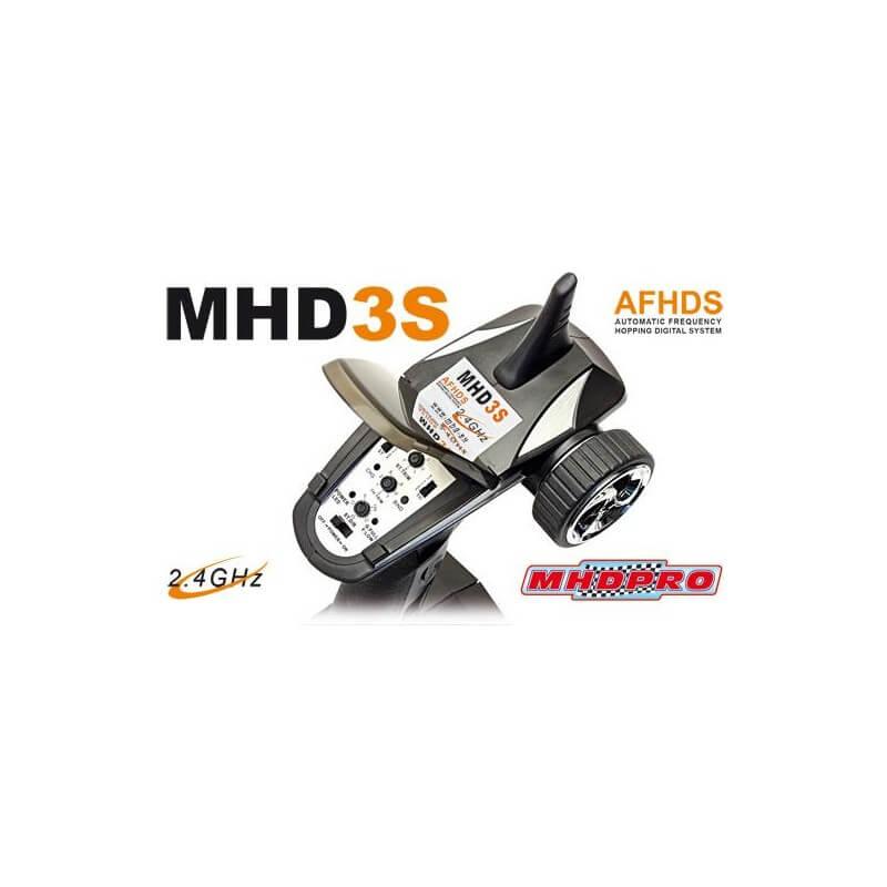 MHD France - GUNNER V2 RTR 1/8 Débutants