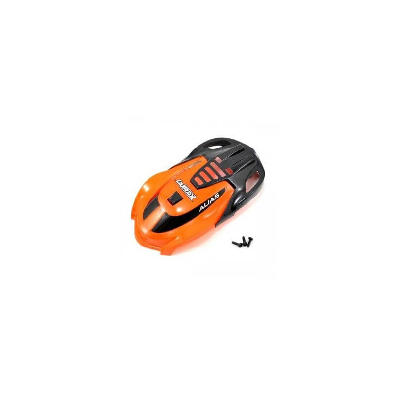 Bulle Orange pour Drone Alias LaTrax 6613