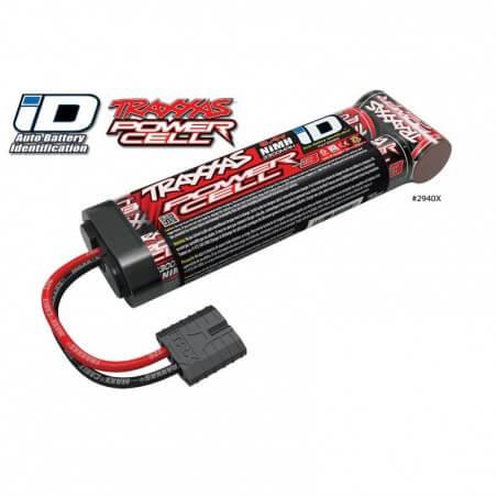 Accu ID Power 8,4V Ni-MH 3300mAh - Traxxas ID 2940X