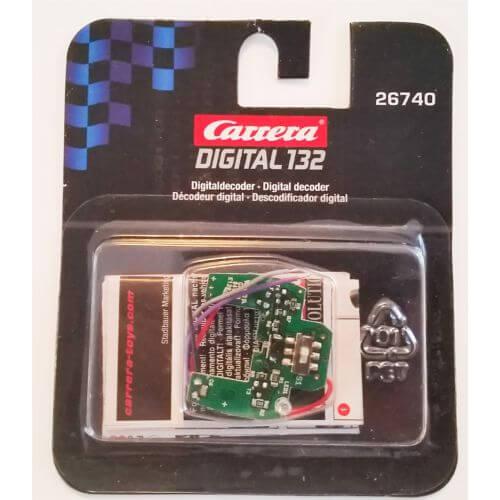 Décodeur numérique F1 Carrera DIGITAL 132 26740