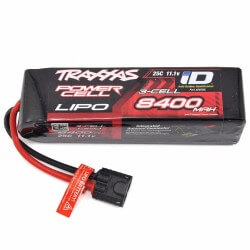 Accu Lipo ID 11,1V 8400mAh 25C- Traxxas TRX 2878X