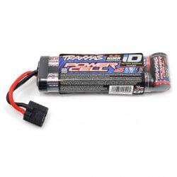 Batterie ID 8,4V Ni-MH 4200mAh - Traxxas 2950X