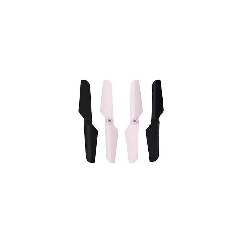 4 Hélices pour Drone SYMA X11 - X11C