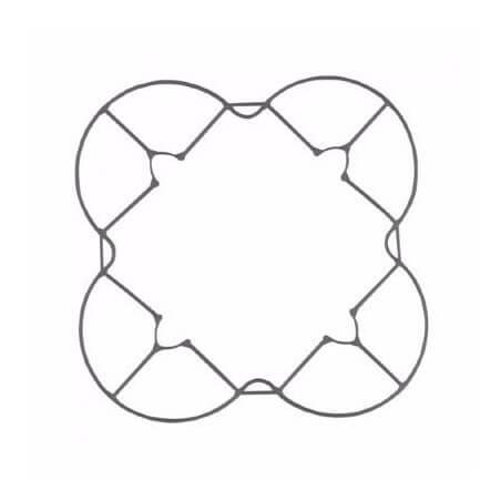 Protection d'hélices pour Drone SYMA X11 - X11C