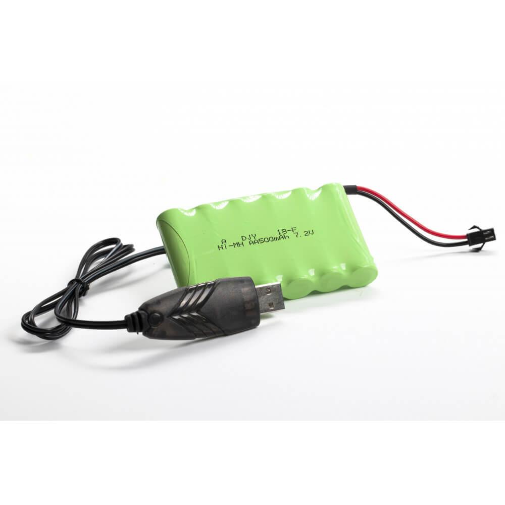 Breizh modelisme Voiture Jouet Rc MUSCLE 112 Batterie