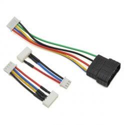 Adapateur Testeur de batterie lipo ID traxxas - Traxxas 2938X