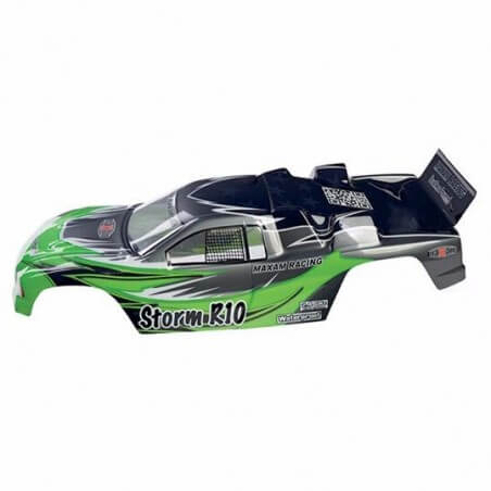 Carrosserie Peinte Monster STORM - 1/10