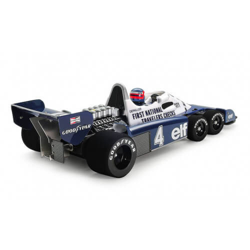 À Kit 1977 Voiture Monaco Gp Tamiya 47392 P34 Monter Tyrrell pzqUMVS