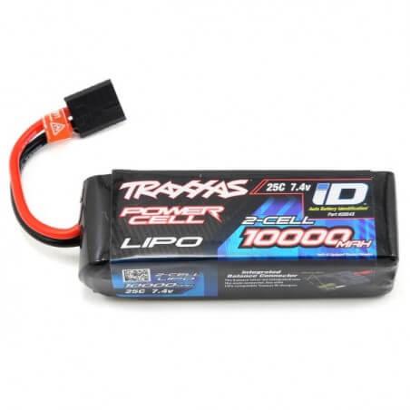 Accu Lipo 7.4V 10000mAh 25C ID- Traxxas 2854X