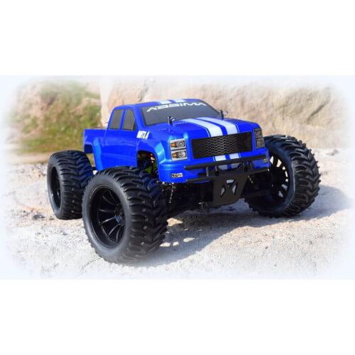 Combo Monster 4bl 12244 Truck Absima Amt3 4wd Brushless 65kmh Rtr eBQrdoWCx