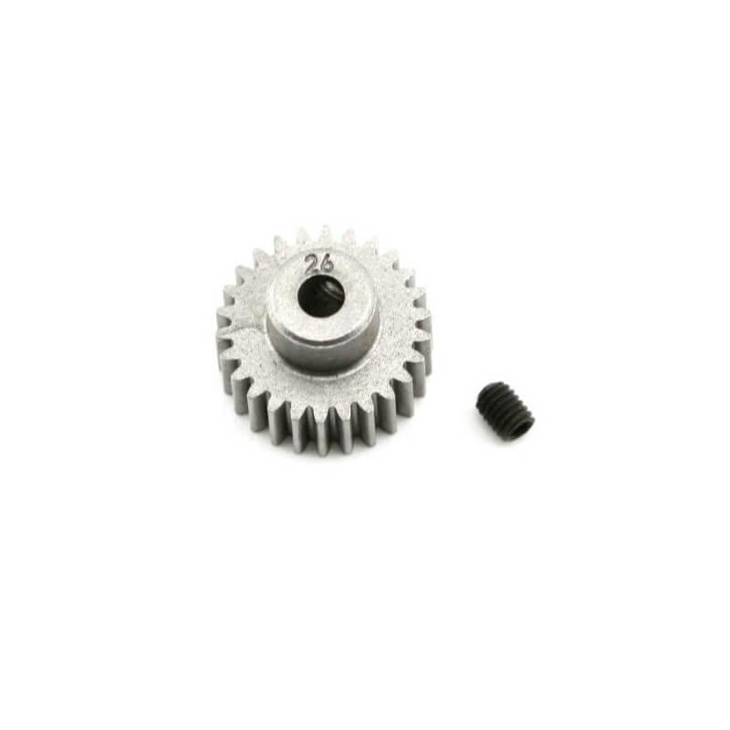 Pignon de transmission acier 26 dts - Traxxas 2426