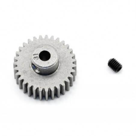 Pignon de transmission acier 31 dts - Traxxas 2431