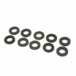Rondelles de carrosserie avec mousse adhesive (10) - Traxxas 4915