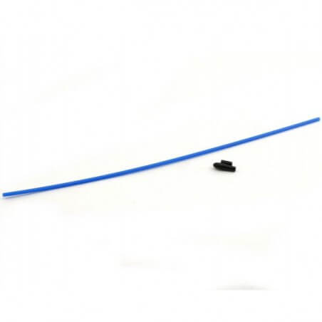 Tube d'Antenne + bouchon + support - Traxxas TRX 1726