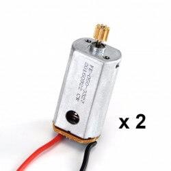 2 Moteurs Sens Horaire MJX X101 - X101-33