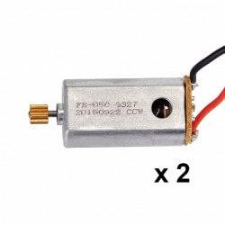 2 Moteurs Sens Anti-Horaire MJX X101 - X101-8