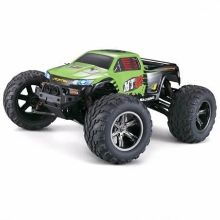 Monster Funtek MT12 Vert é partir de 8 ans