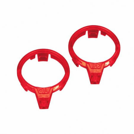 Cercle LED Rouge - ATON Traxxas 7961