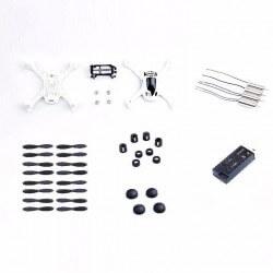 Crash PACK, pièces et Accessoires HUBSAN H107D+