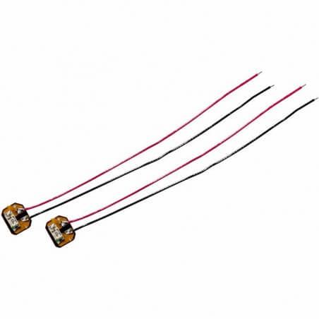 LEDS Rouge HUBSAN H107D+ / H107C+