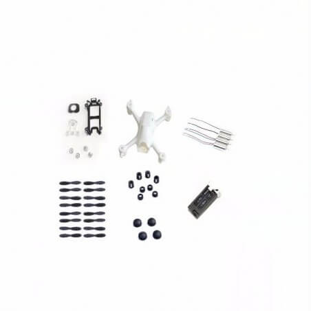 Crash PACK HUBSAN H107C+