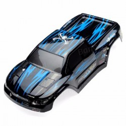 Carrosserie BLEU Blackzon 15-SJ02 - Funtek MT12