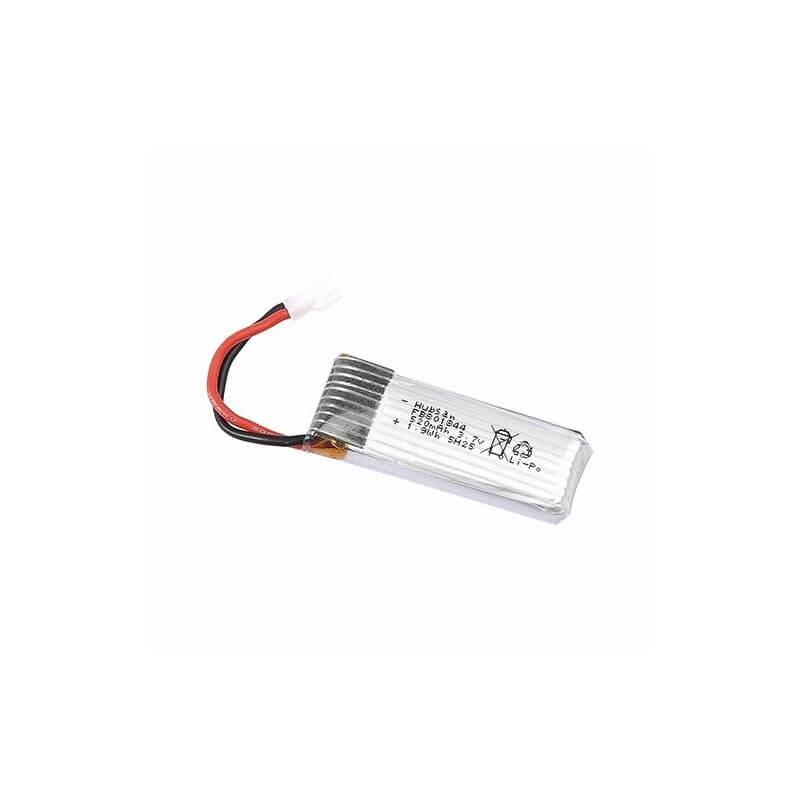 Batterie lipo 1S 3,7V 520mAh HUBSAN H107P