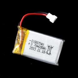 Batterie Lipo 600mAh 3,7V MJX X705C - STORMER HOBBYTECH