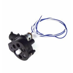 Support de queue + moteur + couronne WLTOYS V913 - MT400