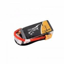 Batterie Lipo TATTU 1300mAh 11.1V 45C 3S1P XT60
