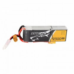 Batterie Lipo TATTU 2300mAh 11.1V 45C 3S1P