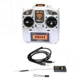 Radio 6 voies MHD6S 2,4 GHz FHSS Mode 1