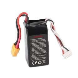 Walkera F210-Z-35 - Batterie Lipo 14,8V 1300mAh 40C Origine WALKERA