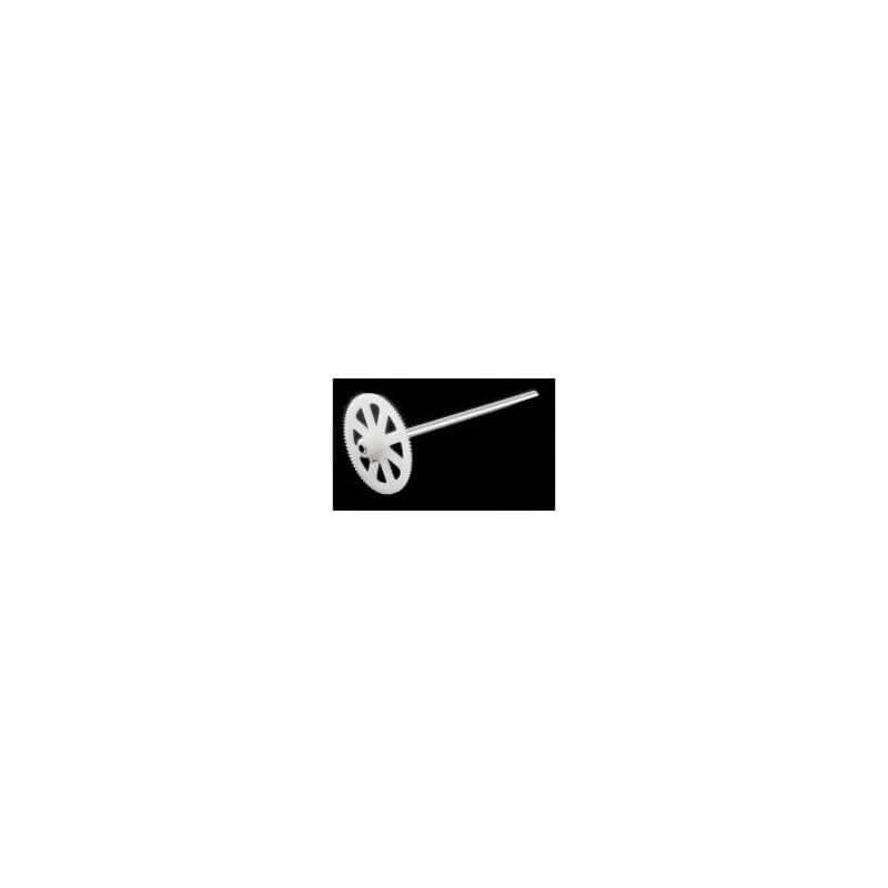 Axe principal + couronne pour WLTOYS V911