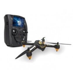 Hubsan H501S FPV X4 Black édition - FULL HD 1080p